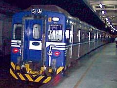 台湾の「普通」列車